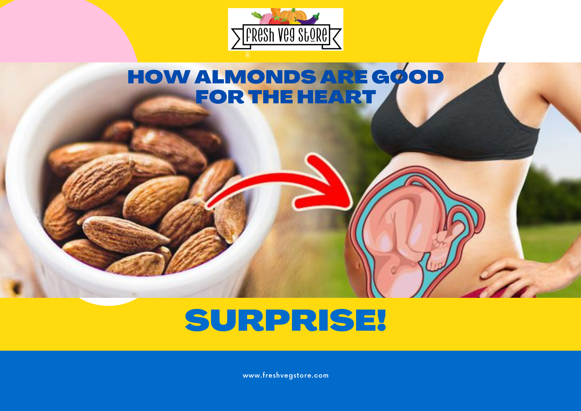 HOW ALMONDS ARE GOOD FOR THE HEART?