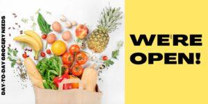DAY-TO-DAY GROCERY NEEDS | FRESHVEG STORE