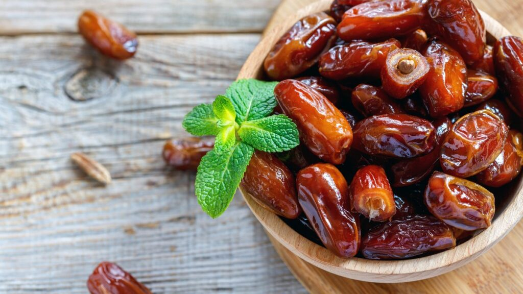 dates are good for anaemia